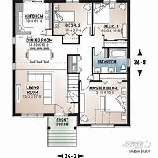 3 bedroom modern house plans house plan 3 bedrooms 1 bathrooms 2101 drummond house