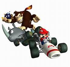 Artworks Mario Kart Ds