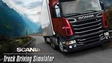 dangerous road scania truck driving simulator pc