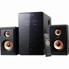 Bluetooth High Power Bass Sound Speaker by Sykik Sound Spfym317bt High Power Wireless Bluetooth