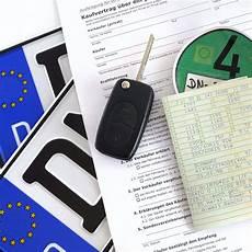 Auto Ummelden Unterlagen Kosten Wunschkennzeichen