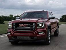 gmc 1500 and gmc 1500 denali get enhanced for the 2017 year autoevolution