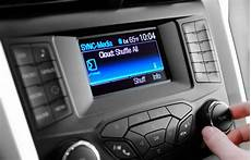 ford brings new apps to their sync applink system