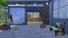 4 Garage Doors by My Sims 4 Open Garage Door By Gatochwegchristel