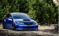 Subaru Impreza Wrx Sti Car Tuning Wheels Hd Desktop
