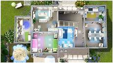 sims 3 family house plans sims 3 family home floor plans