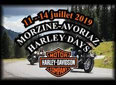 Morzine Harley Days
