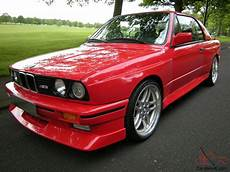 Bmw E30 M3 Convertible Cabriolet Car With Top