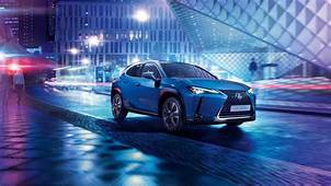 2020 Lexus UX 300e Debuts As Brand's First Ever Electric
