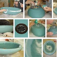 Tadelakt Selber Machen - tadelakt waschbecken workshop