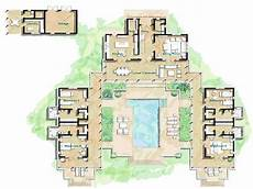 spanish hacienda house plans hacienda style home floor plans spanish style homes with