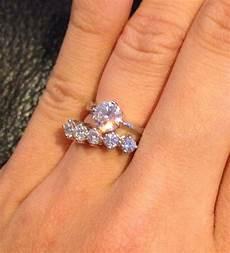 5 stone rings as wedding bands weddingbee