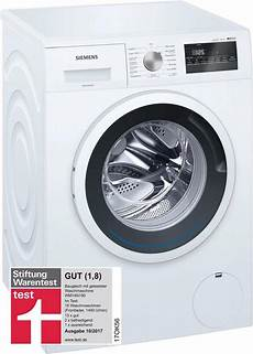 stiftung warentest waschmaschinen siemens waschmaschine iq300 wm14n140 6 kg 1400 u min
