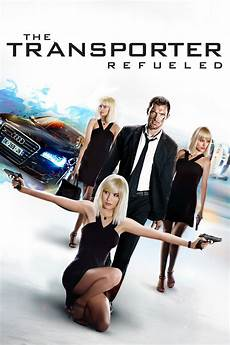 The Transporter Refueled Foxtel