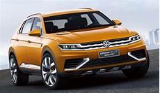 volkswagen tiguan coupe coming in 2017 r in 2018