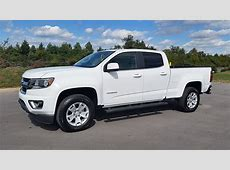 SOLD. 2015 CHEVROLET COLORADO CREW CAB LT LONG BOX 3.6 V6