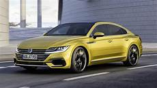 The Volkswagen Arteon Looks Like No Other Vw Top Gear