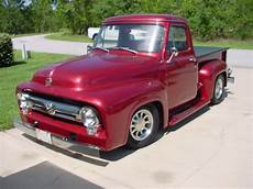 1954 ford f100 restored custom f100 for sale hill