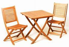 Balkonmöbel Set Klappbar - g 252 nstige gartenm 246 bel sets gartenm 246 bel set aus holz