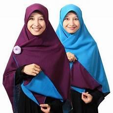 Jual Harga Jilbab Syar I Kerudung Segiempat Bolak