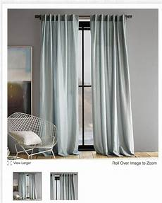 Curtains For A Grey Blue Walls Search Home