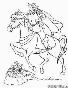 Malvorlagen Prinzessin Mit Pferd Malvorlagen Prinz Zu Pferd