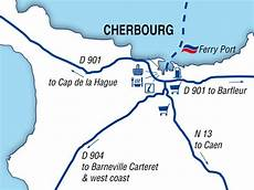 Cherbourg Port Guide Ferries