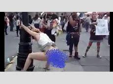 latest antifa violence