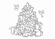 Malvorlagen Weihnachtsbaum Tradition Ausmalbilder F 252 R Jeden Weihnachtskarten Druck