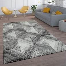 kurzflor teppich grau kurzflor teppich rauten muster grau teppichcenter24