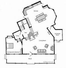 the waltons house floor plan loved this house always wanted to replicate it 1st floor