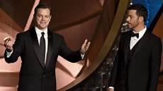 matt damon jimmy kimmel jimmy kimmel plans to against archenemy matt