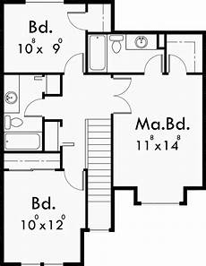 three bedroom duplex house plans duplex house plans 3 bedroom townhouse plans d 418