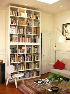 Arbeitszimmer Ikea Expedit - inspiration philip and tania s stacked expedits