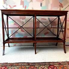 mobili d epoca rho mobili d epoca burlwood tiered console shophousingworks