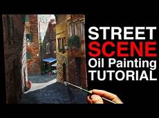 how to paint with perspective siena