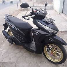 Modifikasi Honda Vario 150 by Modifikasi Vario 150 Simpel Minimalis