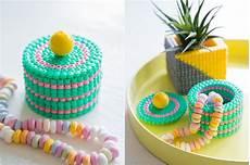 Bügelperlen Kreative Ideen - dose aus buegelperlen b 252 gelperlen perler bead