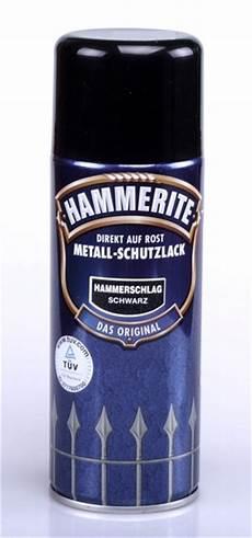 hammerite metall schutzlack hammerschlag schwarz 400ml 1l