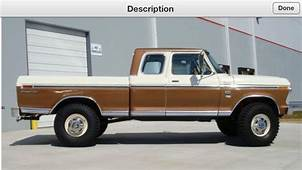 1000  Images About 73 77 Ford Truck On Pinterest