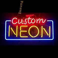 custom neon light sign wall decor man cave neonsign us
