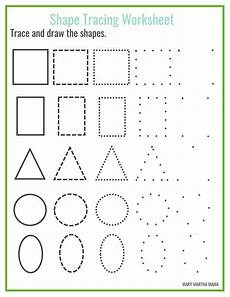 shapes worksheets for kids shape worksheets for preschool preschool worksheets shape tracing