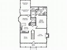 eplans country house plans eplans low country house plan creole cottage square feet