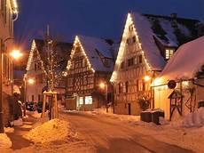 weihnachten in deutschland scenery