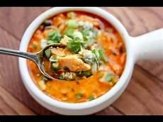 tom yam gai tom yum gai thai chicken and sour soup recipe