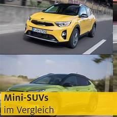 Vergleich Mini Suvs Hyundai Kia Seat Und Opel Adac 2018