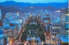 Sapporo City In Japan Thousand Wonders