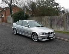 Bmw 320d M Sport Silver E46 2003 Exle In High