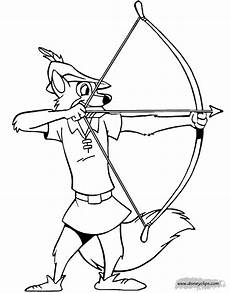robinhood coloring pages robin coloring pages