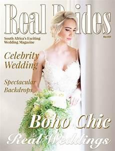 Real Brides Magazine January 2020